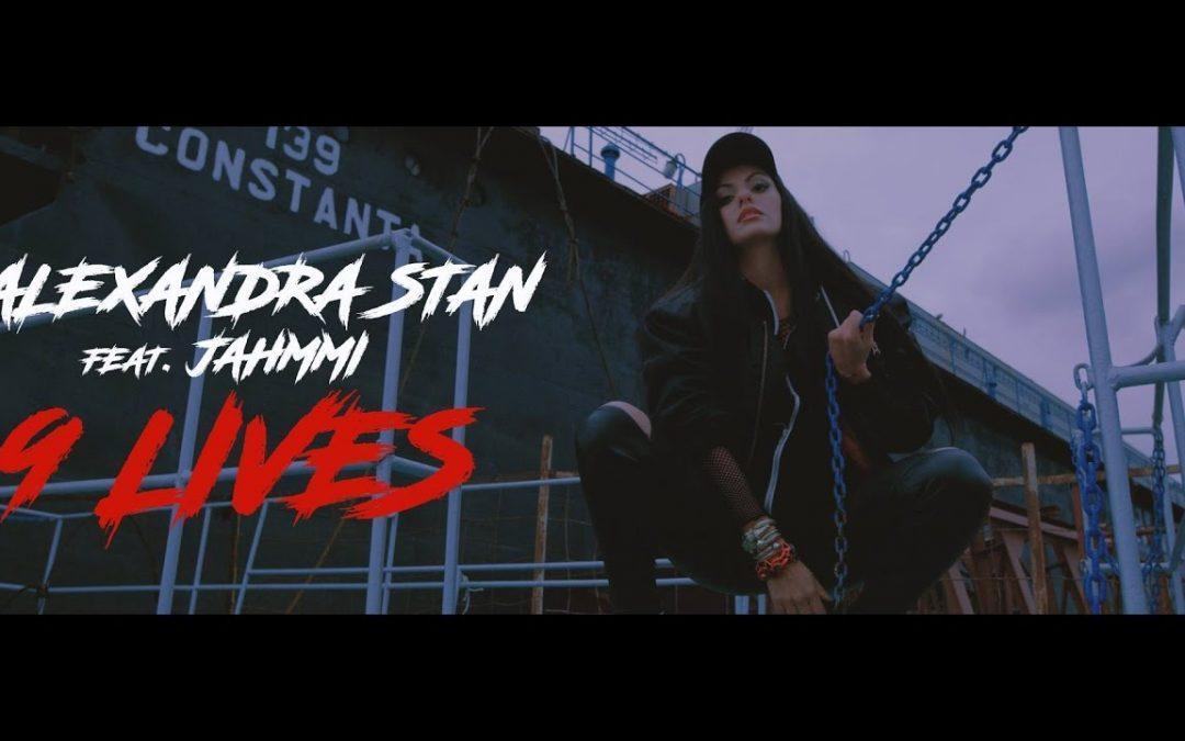 Alexandra Stan f. Jahmmi – 9 LIVES