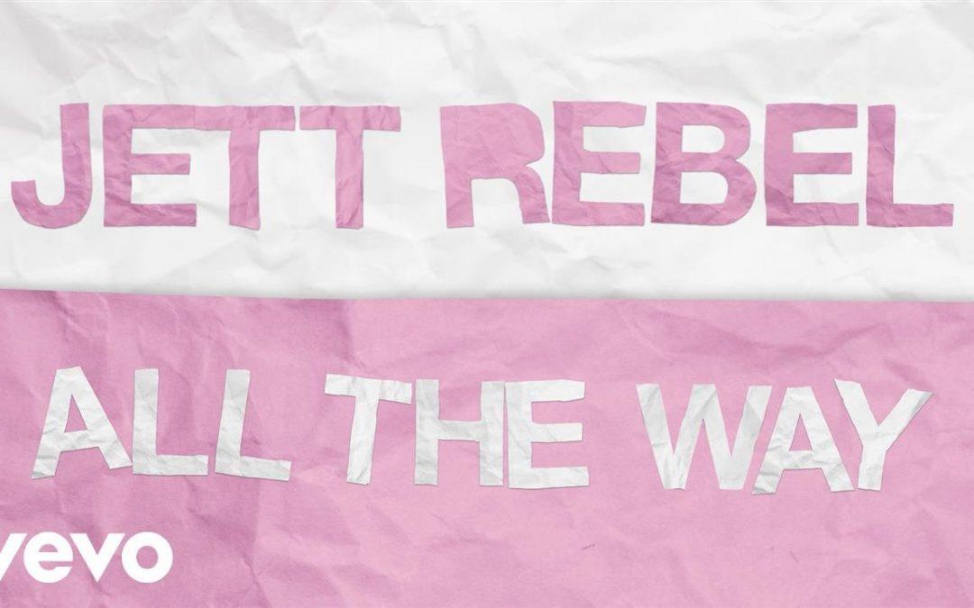 """Jett Rebel`s nieuwe album heet """"Super Pop"""""""